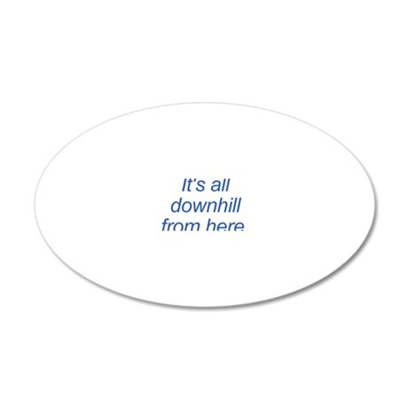 Designs-Community002-back 20x12 Oval Wall Decal