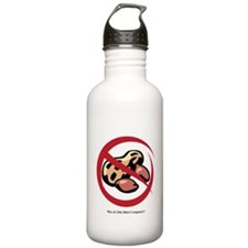 peanut-allergy Water Bottle