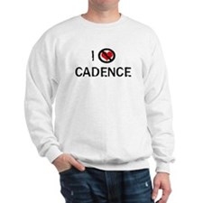 I Hate CADENCE Sweatshirt