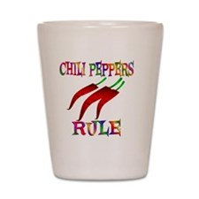 rulechili Shot Glass