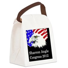 sharron angle congress2012sm Canvas Lunch Bag