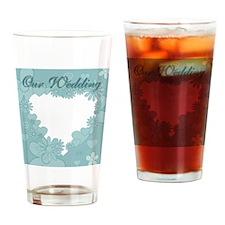 TEALWEDBOX Drinking Glass