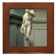 The-David Framed Tile