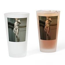 The-David Drinking Glass