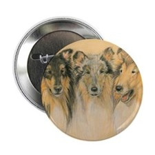 "Collie Adults 2.25"" Button"