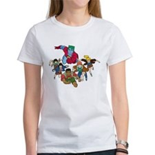 Captain Planet & Friends T-Shirt