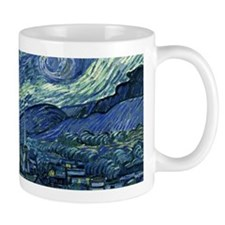 Van Gogh Wraparaound Mug