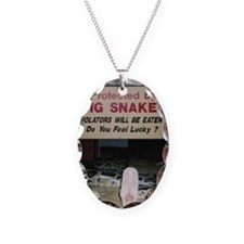 BigSnake Necklace