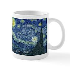 Van Gogh Wraparound Small Mug