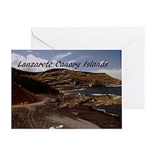 beach35x23 Greeting Card