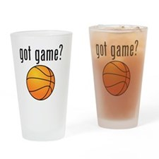 got game Drinking Glass