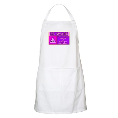 Multiple Sarcasms BBQ Apron