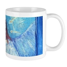 Head of an Angel Wraparound Mug
