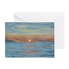 cozumel-notecard Greeting Card