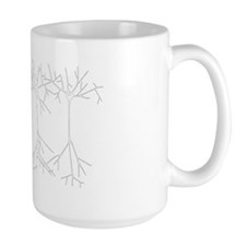 neuron_group_black10x10 Mug