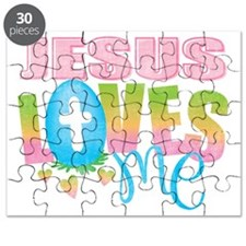 Jesus Loves Me Puzzle