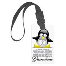 Paekinsons-Penguin-for-Grandma Luggage Tag