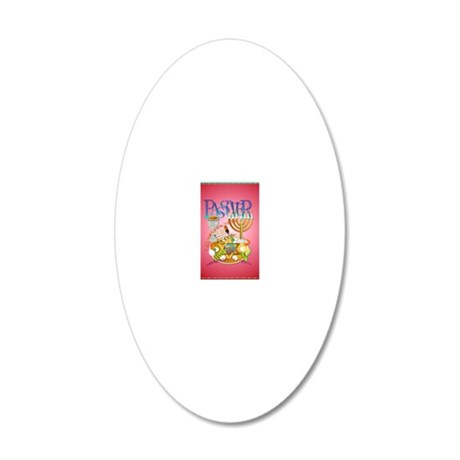 443_iphone_caseP 20x12 Oval Wall Decal
