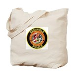 Seminole Police Tote Bag