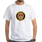 Seminole Police White T-Shirt