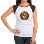 Seminole Police Women's Cap Sleeve T-Shirt