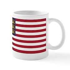English American Genealogy Mug