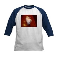 2 sided Pitter Patter of Bichon Feet Tee