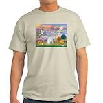 Cloud Angel & Devonshire Rex Light T-Shirt
