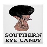Southern Eye Candy Tile Coaster
