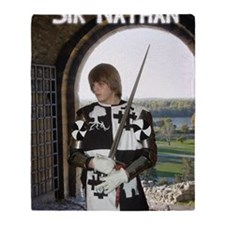 sir-nathan-poster_2000x2800 Throw Blanket