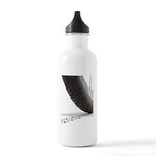 Heart_tire+iPad Water Bottle