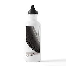 Heart_tire_iPhone Water Bottle