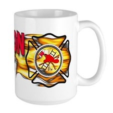 Battalion Chief Mug