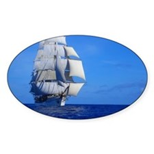 BEAUTIFUL SAILBOAT Decal