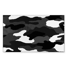 BW Camo Decal