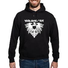 White Polish Eagle Hoodie