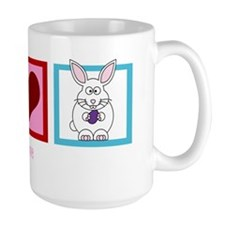 peaceloveeasterwh Mug