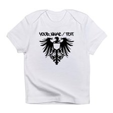Black Polish Eagle Infant T-Shirt