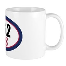 USA-262-OVALsticker Mug