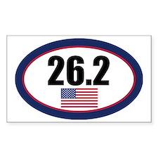 USA-262-OVALsticker Decal