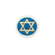 mitzvah Mini Button