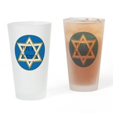 mitzvah Drinking Glass