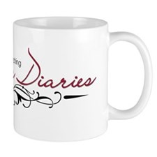 Rather Be Watching TVD Hat Small Mug