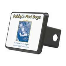 Bobbys Mud Bugs front by C Rectangular Hitch Cover