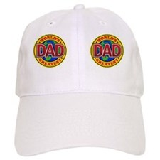 Worlds_Great_Dad Baseball Cap