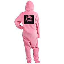 mammothcnpsq Footed Pajamas