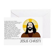 jesus-01 Greeting Card