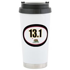 CALIFORNIA-131-OVALsticker Ceramic Travel Mug