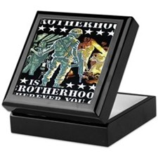 brotherhood Keepsake Box