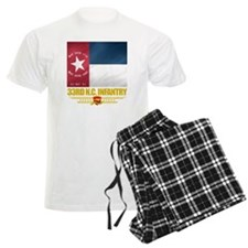 33rd NC Infantry (Flag 10) Pajamas
